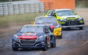 Timmy Hasen WorldRX Catalunya 2019