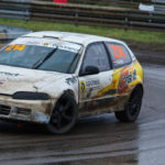 #214 Janis Ikers | SuperNational | Rallycross Toruń 2019