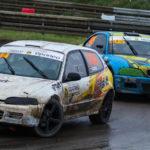 #214 Janis Ikers #205 Dawid Struensee | SuperNational | Rallycross Toruń 2019