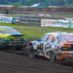 #205 Dawid Struensee #408 Michał Kuna | SuperNational | Rallycross Toruń 2019