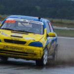 #222 Łukasz Tyszkiewicz #212 Uldis Valters | SuperNational | Rallycross Toruń 2019