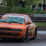 #212 Uldis Valters | SuperNational | Rallycross Toruń 2019