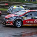 #1 Tomasz Kuchar #111 Maciej Manejkowski | SuperCars | Rallycross Toruń 2019
