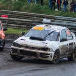 #106 Mariusz Szczepański #110 Jacek Górniak | SuperCars | Rallycross Toruń 2019
