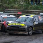 #111 Maciej Manejkowski #112 Mariusz Nowocień | SuperCars | Rallycross Toruń 2019