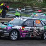 #103 Paweł Żeromiński #114 Grzegorz Bonder | SuperCars | Rallycross Toruń 2019