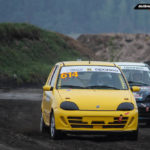 #614 Robert Kabat #601 Łukasz Grzybowski | SC Cup | Rallycross Toruń 2019