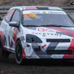 #233 Robert Dąbrowski | SuperNational | Rallycross Toruń 2019