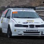 #411 Michał Genstwa | SuperNational | Rallycross Toruń 2019