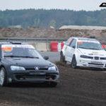 #306 Jakub Kowalczyk #411 Michał Genstwa | SuperNational | Rallycross Toruń 2019