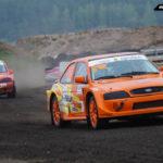 #212 Uldis Valters #202 Jakub Iwanek | SuperNational | Rallycross Toruń 2019