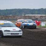 #214 Wiktors Ellers #205 Tomasz Łoza | SuperNational | Rallycross Toruń 2019