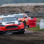 #112 Mariusz Nowocień #110 Jacek Górniak | SuperCars | Rallycross Toruń 2019