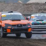 #110 Jacek Górniak #103 Paweł Żeromiński | SuperCars | Rallycross Toruń 2019