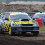 #107 Jerzy Szynkiewicz #104 Zbigniew Kwaśniewski | SuperCars | Rallycross Toruń 2019