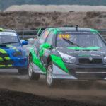 #114 Grzegorz Bonder #104 Zbigniew Kwaśniewski | SuperCars | Rallycross Toruń 2019