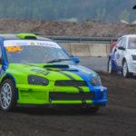 #104 Zbigniew Kwaśniewski #25 Marián Gajdoš | SuperCars | Rallycross Toruń 2019