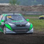 #114 Grzegorz Bonder #107 Jerzy Szynkiewicz | SuperCars | Rallycross Toruń 2019