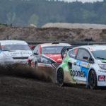 #4 Dariusz Topolewski #1 Tomasz Kuchar #2 Marcin Gagacki | SuperCars | Rallycross Toruń 2019