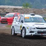 #108 Bartosz Idźkowski #109 Robert Czarnecki | SuperCars | Rallycross Toruń 2019