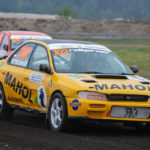 #102 Maciej Palczewski #109 Robert Czarnecki | SuperCars | Rallycross Toruń 2019