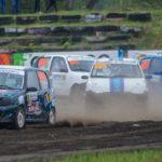 #601 Łukasz Grzybowski #621 Dariusz Przybytniak #609 Kamil Stachowiak #611 Sławomir Szwargot | SC Cup | Rallycross Toruń 2019