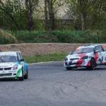 #301 Rafał Berdys 233 Robert Dąbrowski | SuperNational | Rallycross Toruń 2019