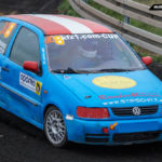#308 Richard Förster | SuperNational | Rallycross Toruń 2019
