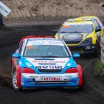 #201 Roman Častoral #404 Damian Litwinowicz | SuperNational | Rallycross Toruń 2019