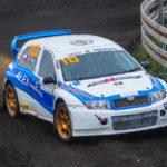 #113 Michał Peterlejtner | SuperCars | Rallycross Toruń 2019