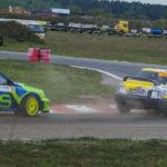 #102 Maciej Palczewski #107 Jerzy Szynkiewicz #104 Zbigniew Kwaśniewski | SuperCars | Rallycross Toruń 2019