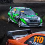 #110 Jacek Górniak #114 Grzegorz Bonder | SuperCars | Rallycross Toruń 2019
