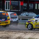 #602 Szymon Jabłoński #614 Robert Kabat #629 Mikołaj Graszek #628 Karol Kołpak | SC Cup | Rallycross Toruń 2019