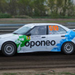 #510 Wojciech Topolewski | RWD Cup | Rallycross Toruń 2019