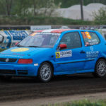 #308 Richard Förster | SuperNational | Rallycross Toruń 2019