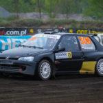 #306 Jakub Kowalczyk | SuperNational | Rallycross Toruń 2019