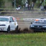 #411 Michał Genstwa #306 Jakub Kowalczyk | SuperNational | Rallycross Toruń 2019