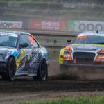 #407 Daniel Krzysiak #402 Łukasz Zoll | SuperNational | Rallycross Toruń 2019