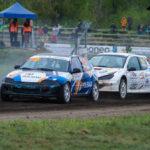 #205 Tomasz Łoza #204 Jakub Michal | SuperNational | Rallycross Toruń 2019