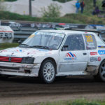 #203 Tomáš Michal | SuperNational | Rallycross Toruń 2019