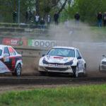 #403 Halk #204 Jakub Michal #203 Tomáš Michal | SuperNational | Rallycross Toruń 2019