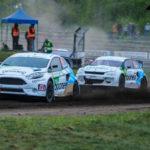 #4 Dariusz Topolewski #2 Marcin Gagacki | SuperCars | Rallycross Toruń 2019