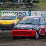 #643 Piotr Kwiatkowski #612 Roksana Noniewicz | SC Cup | Rallycross Toruń 2019