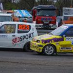 #623 Bartłomiej Smolarek #628 Karol Kołpak | SC Cup | Rallycross Toruń 2019
