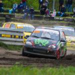 #610 Michał Kos #628 Karol Kołpak #614 Robert Kabat | SC Cup | Rallycross Toruń 2019