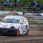 #602 Szymon Jabłoński | SC Cup | Rallycross Toruń 2019