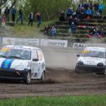 #621 Dariusz Przybytniak #647 Mateusz Krawczyk | SC Cup | Rallycross Toruń 2019