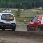 #647 Mateusz Krawczyk #618 Agnieszka Ekert | SC Cup | Rallycross Toruń 2019