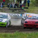 #608 Paweł Hurko #646 Przemysław Janik #645 Krzysztof Bielecki | SC Cup | Rallycross Toruń 2019
