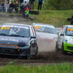 #646 Przemysław Janik #645 Krzysztof Bielecki #632 Maksym Guranowski | SC Cup | Rallycross Toruń 2019